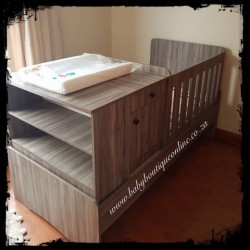 5-in-1 Cot Cannero