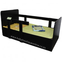 Toddler Bed Black