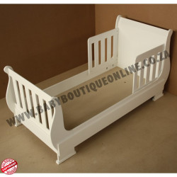 Sleigh Cot - Converts into Single Bed