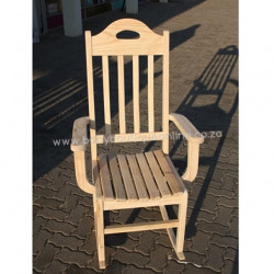 Rocking Chair Unpainted