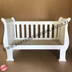 3-in-1 Sleigh Cot / Co-Sleeper