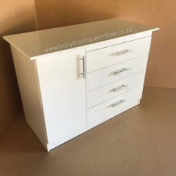 Large 4 Drawers Compactum Superwood MDF