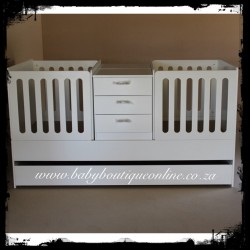 Baby Boutique Twin Cot