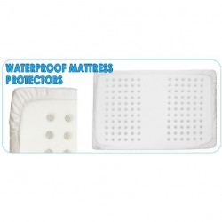 Mattress Protector - 5-in-1 Cot