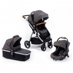 Baby Buggz Chariszma 3-in-1 Travel System